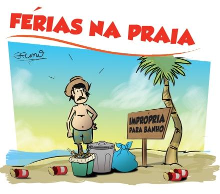 praia charge