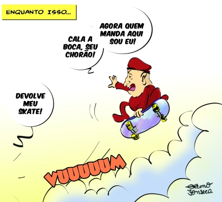 CHARGE CHAVES