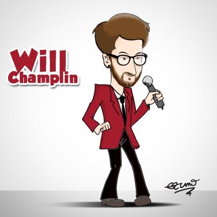 will champ desenho bruno